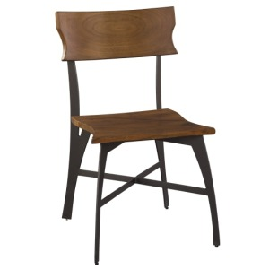 Boulder Live Edge Desk Chair