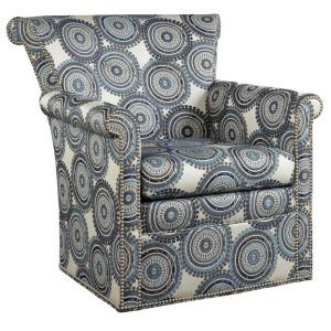 Francesca Swivel Chair