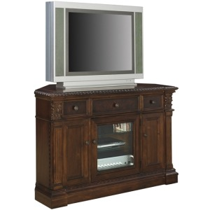 Corner Entertainment Console