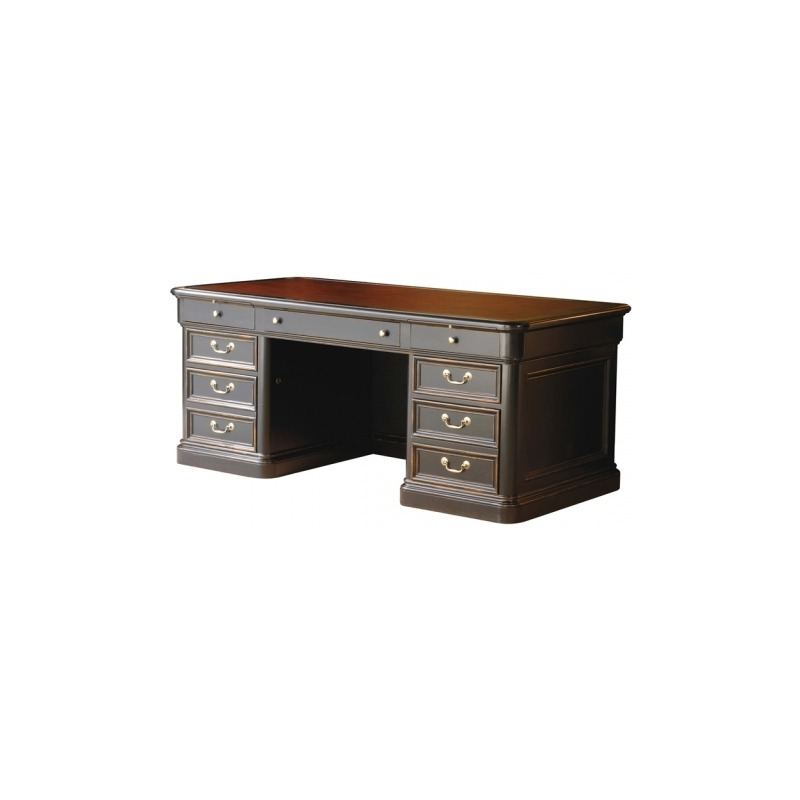 7-9140 Louis Phillippe Executive Desk
