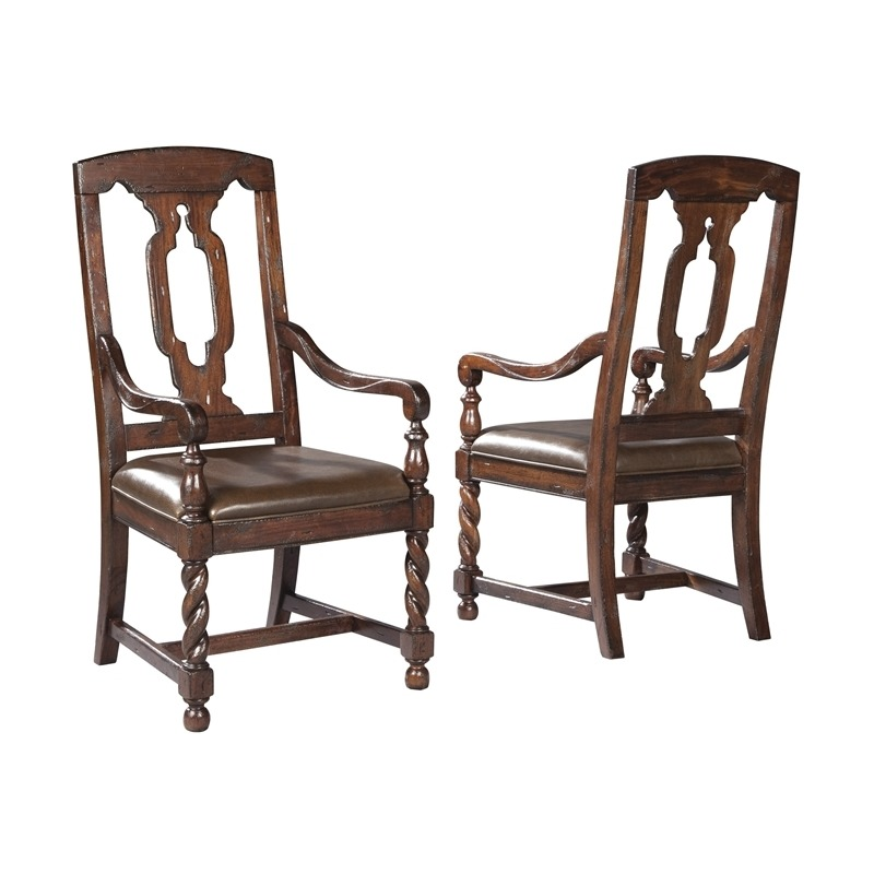 8-1235 Havana Arm Chair