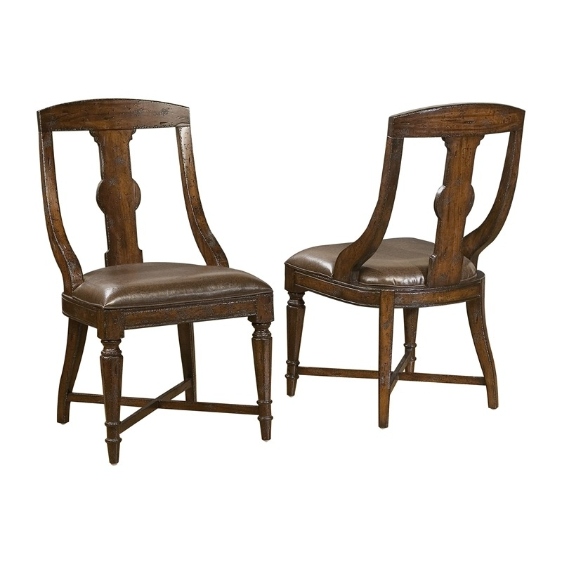 8-1231 Havana Side Chair