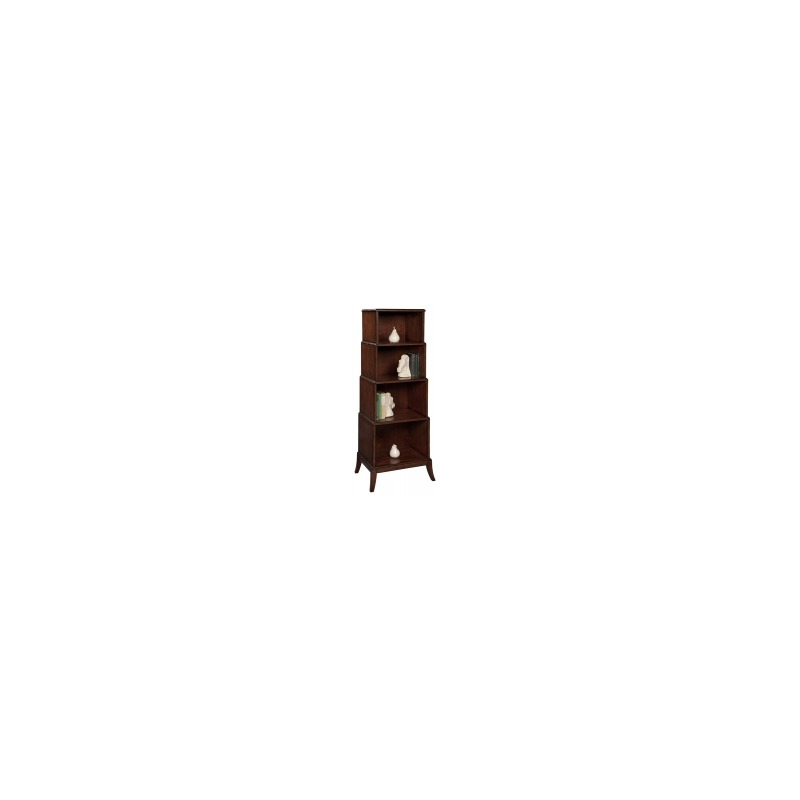 2-7221 Tiered Bookcase