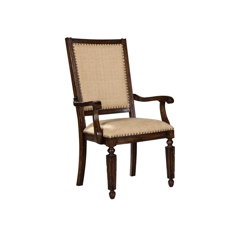 942806CY Canyon Retreat Upholstered Arm Chair
