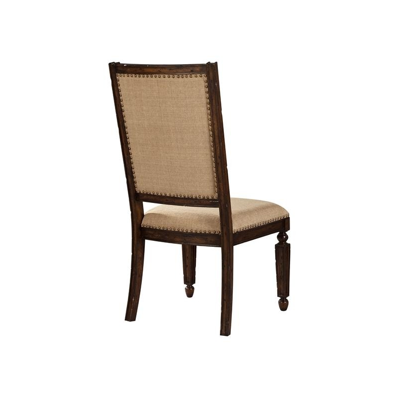 942807CY Canyon Retreat Upholstered Side Chair