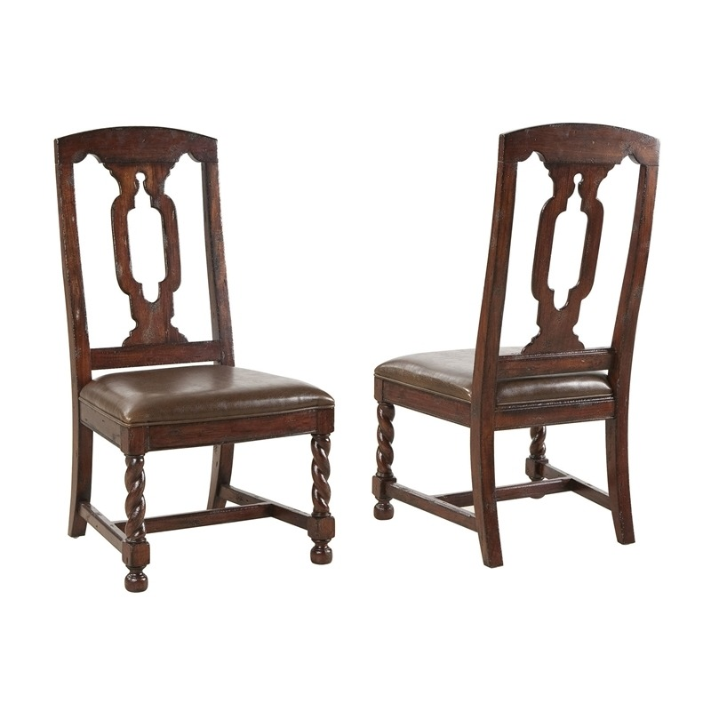 8-1234 Havana Side Chair
