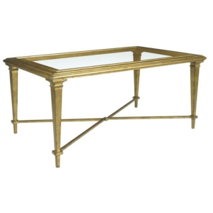 Bristol Coffee Table - Gold