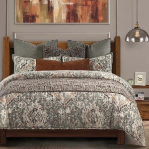 Carmen 8PC King Comforter Set