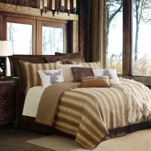 Hill Country Bed Set Queen