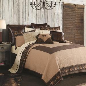 Star Ranch bed Set King