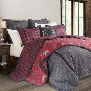 Hamilton Bed Set King