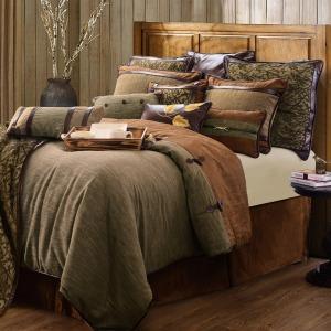 Highland Lodge Comforter Set - Super King