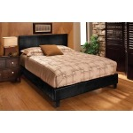 Harbortown Black Cal King Bed Set