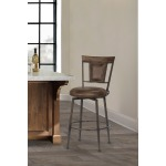 Danforth Commercial Grade Swivel Bar Stool