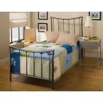 Edgewood Twin Duo Panel Bed
