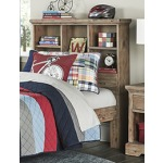 Oxford Twin Bookcase Headboard