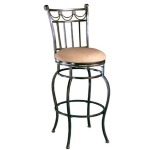 Camelot Swivel Counter Stool