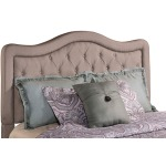 Trieste Fabric Queen Headboard