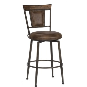 Danforth Commercial Grade Swivel Counter Stool