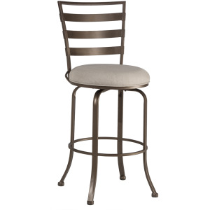 Kaufman Commercial Grade Swivel Counter Stool