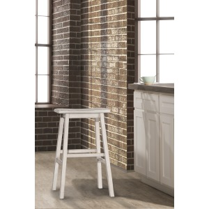 Moreno Backless Barstool