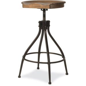 Worland Saddle Adjustable Stool