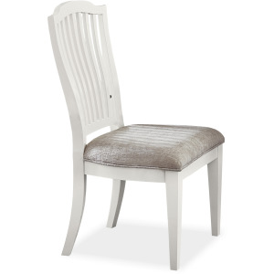 Rockport Side Dining Chairs - White - Set of 2