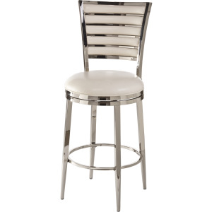 Rouen Bar Stool Ivory