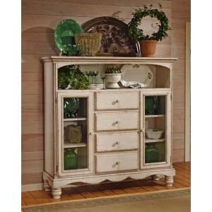 Wilshire Baker\'s Cabinet Antique White