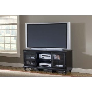 Grand Bay 61quot Entertainment Console Black