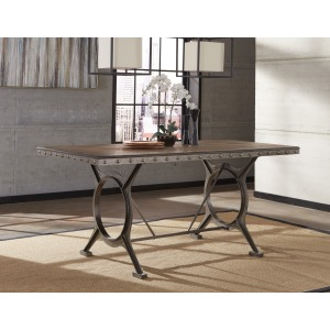 Paddock Rectangle Counter Height Dining Table