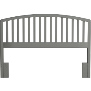 Carolina Full/Queen Headboard - Gray