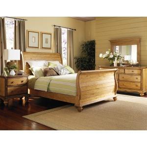 Hamptons King 4pc Bedroom Suite
