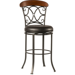 Dundee Industrial Counter Stool