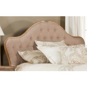 Jefferson Queen Upholstered Headboard - Beige