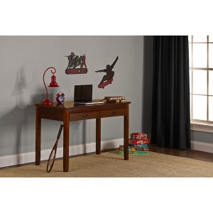 Bailey Desk - Misson Oak