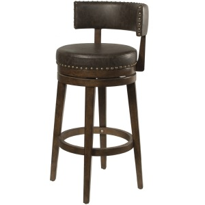 Lawton Swivel Stool