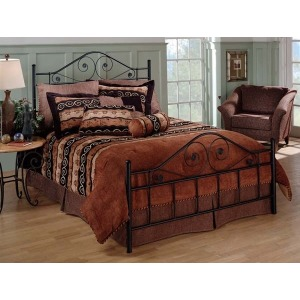 Harrison King Duo Panel Bed Set