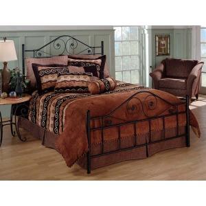 Harrison King Duo Panel Bed Set