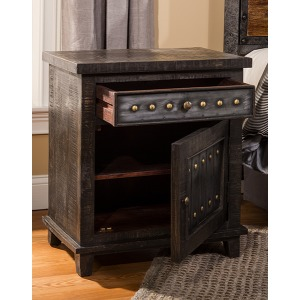 Bolt Accent Table