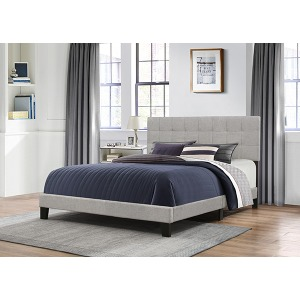 Queen Delaney Bed-In-One - Glacier Gray