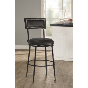 Thielmann Commercial Swivel Counter Stool