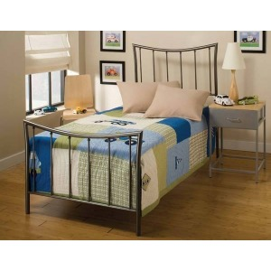 Edgewood Twin Duo Panel Bed