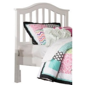 Schoolhouse 4.0 Twin Finley Headboard - White