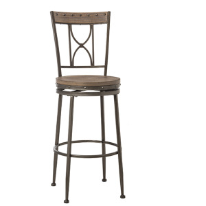 Paddock Swivel Counter Stool