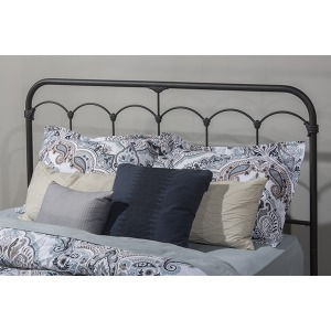 Jocelyn Duo Panel (Headboard Only) - King - Black Speckle