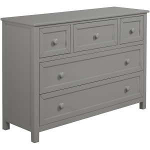 Schoolhouse 4.0 3 Drawer Chest - Gray