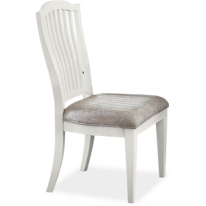 Rockport Side Dining Chair - White