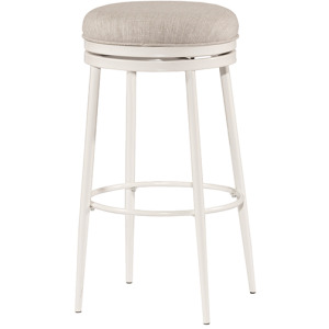 Aubrie Backless Swivel Bar Stool