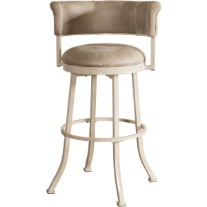 Westport Counter Stool - Dark Brush Ivory
